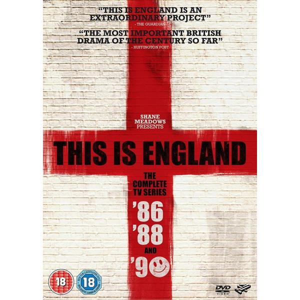 This Is England 86 88 and 90 - The Complete Mini Series DVD