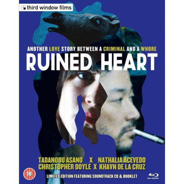 Ruined Heart - Another Love Story Between A Criminal And A Whore Blu-Ray + CD