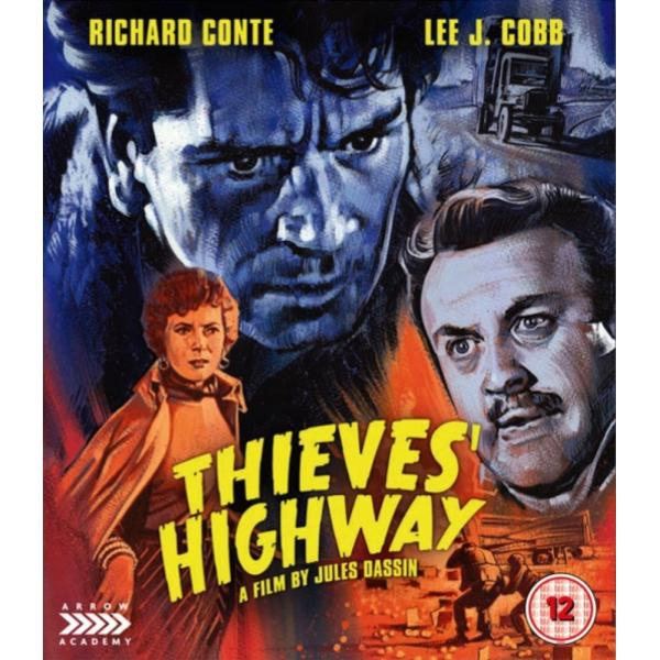 Thieves Highway Blu-Ray + DVD