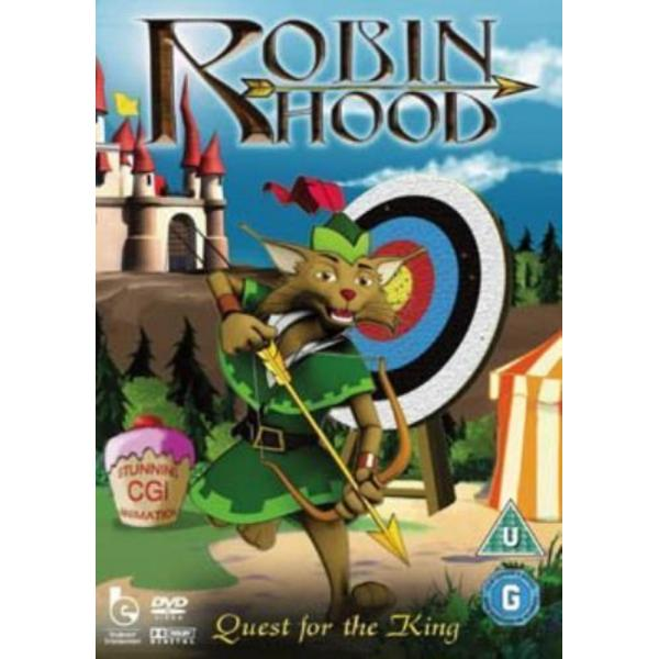 Robin Hood - Quest For The King DVD