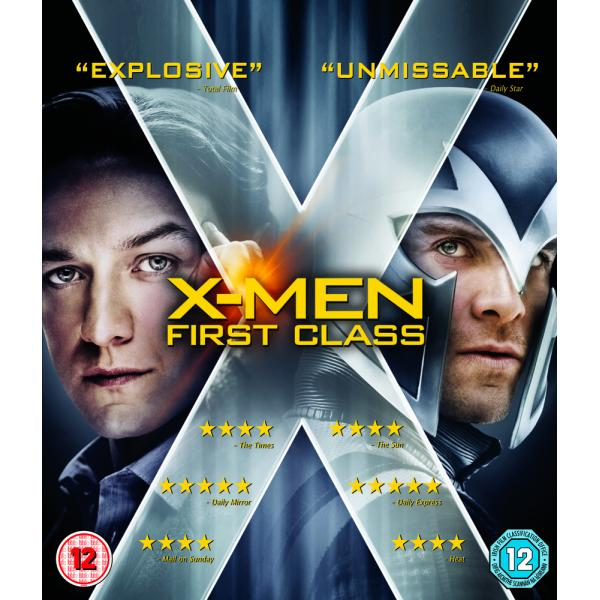 X-Men - First Class Blu-Ray
