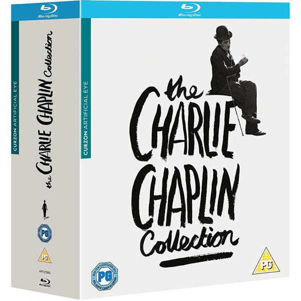 The Charlie Chaplin Collection (11 Films) Blu-Ray