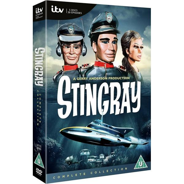Stingray - The Complete Collection DVD