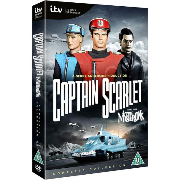 Captain Scarlet - The Complete Collection DVD
