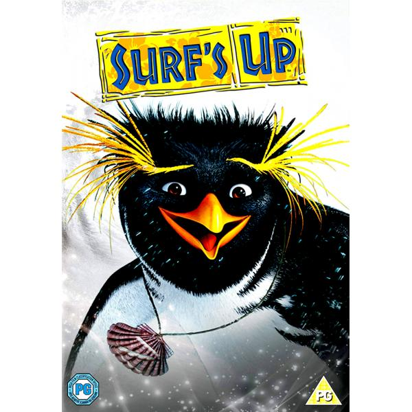 Surfs Up - Big Face DVD