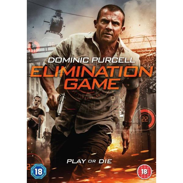 The Elimination Game DVD