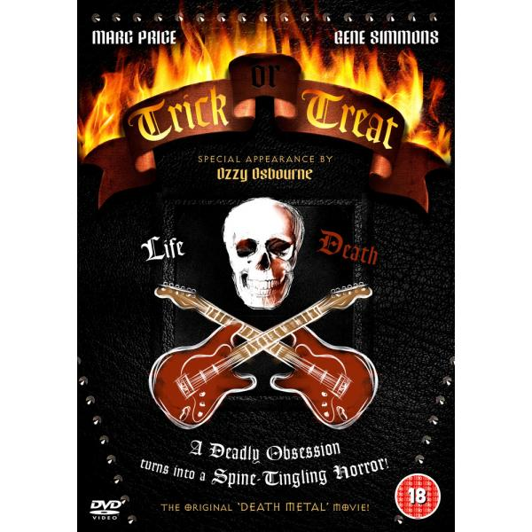 Trick Or Treat DVD
