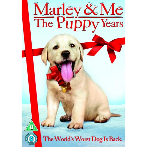 Marley & Me 2 - The Puppy Years DVD