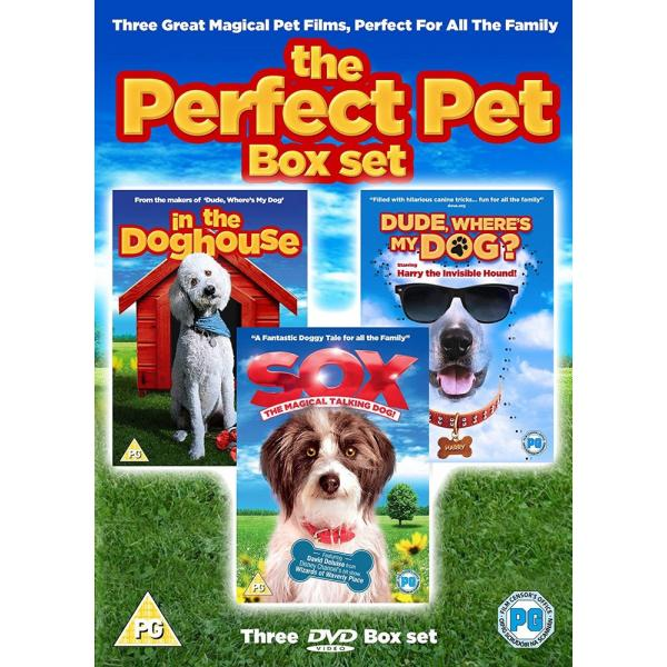 The Perfect Pet DVD