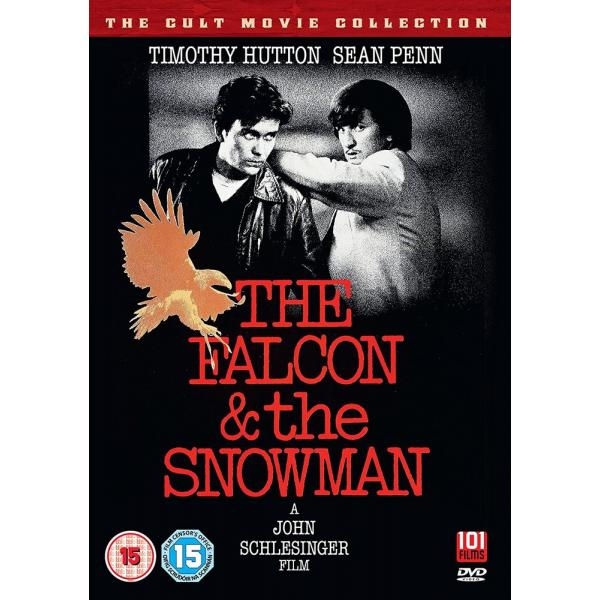 Falcon And The Snowman DVD