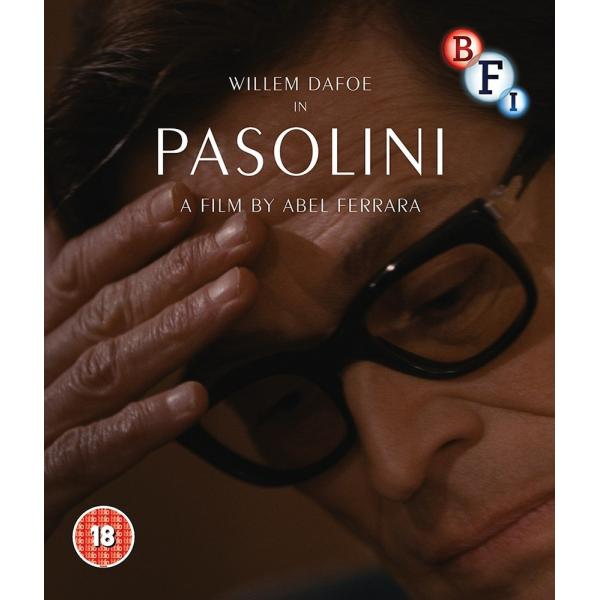 Pasolini Blu-Ray