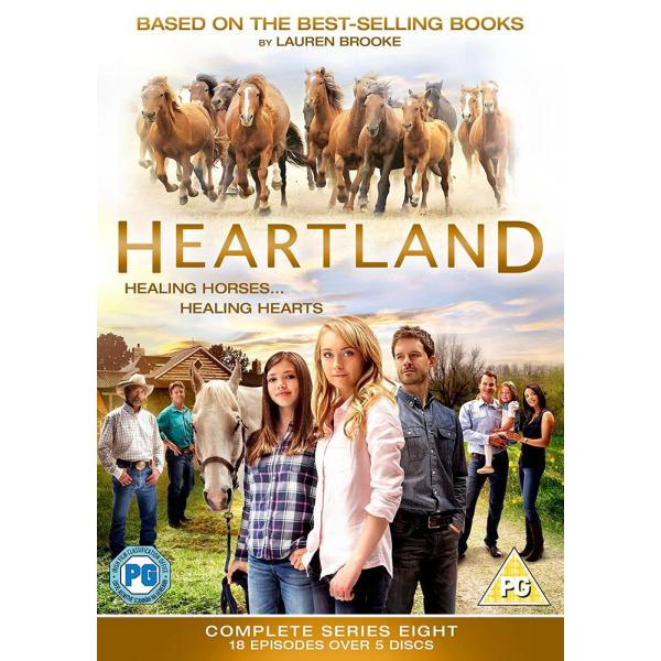 Heartland Series 8 DVD