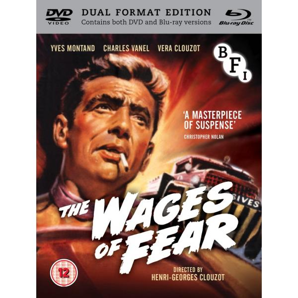The Wages Of Fear Blu-Ray + DVD
