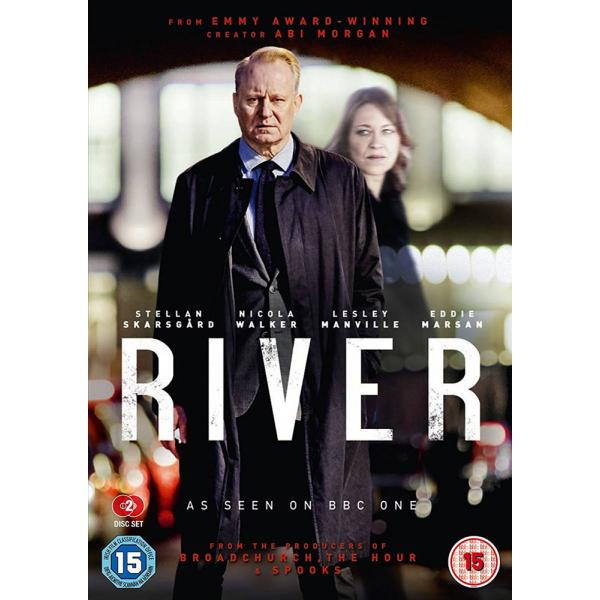 River - The Complete Series DVD