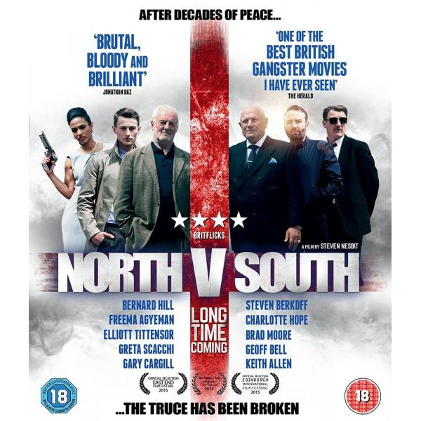 North v South - Long Time Coming Blu-Ray
