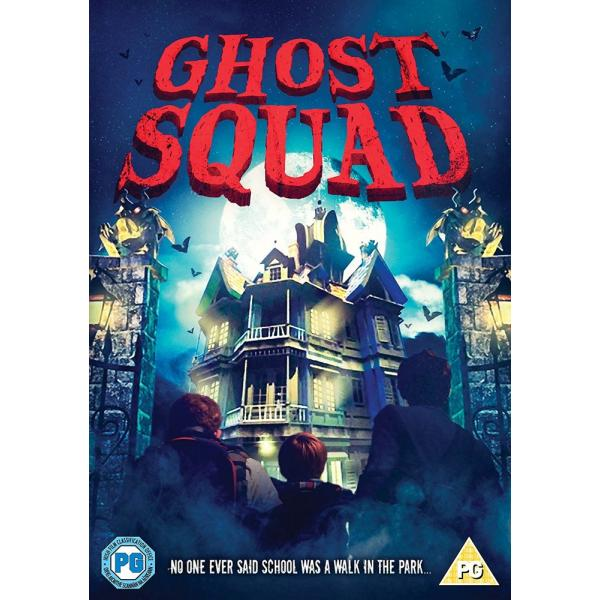Ghost Squad DVD