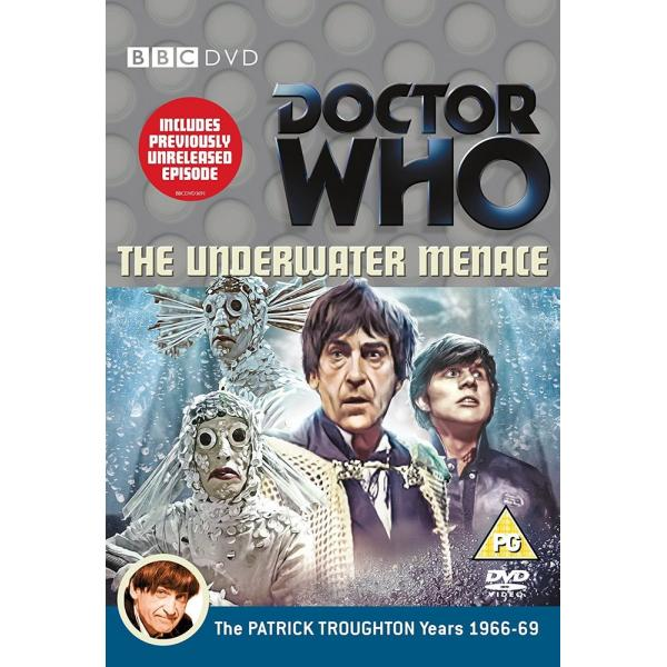 Doctor Who - The Underwater Menace DVD