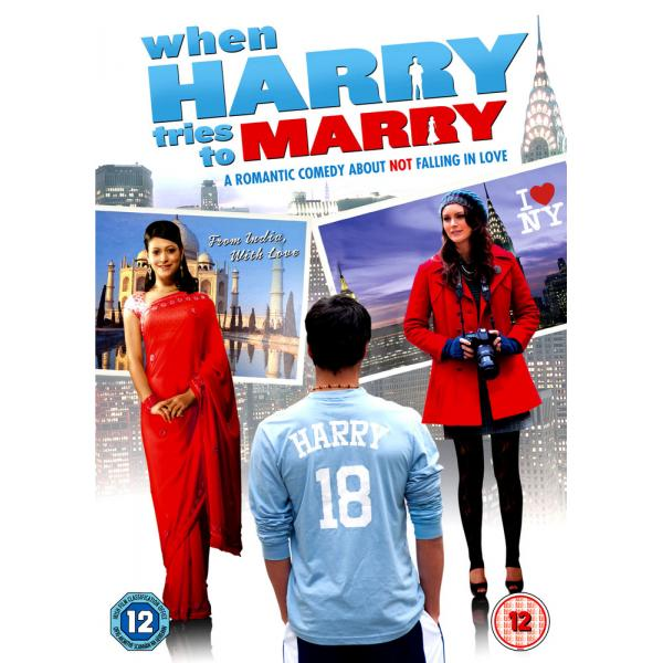 When Harry Tries To Marry DVD