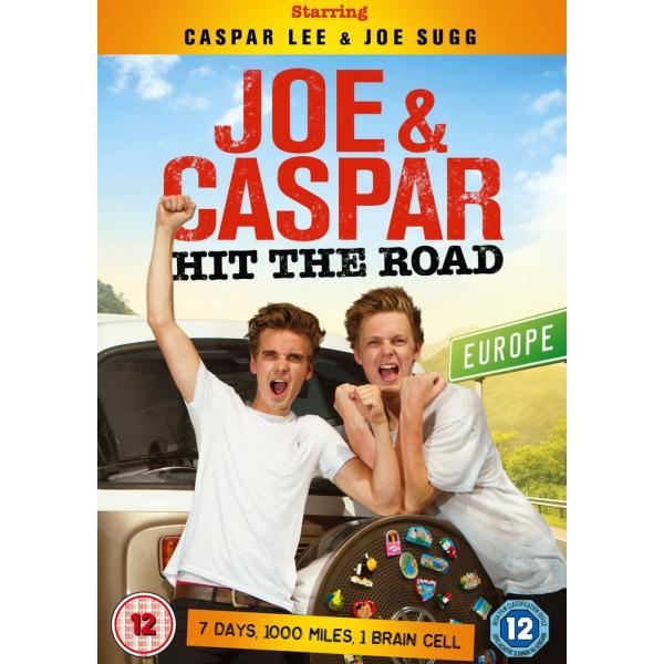 Joe & Caspar Hit The Road DVD