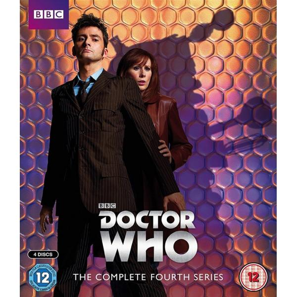 Doctor Who Series 4 Blu-Ray