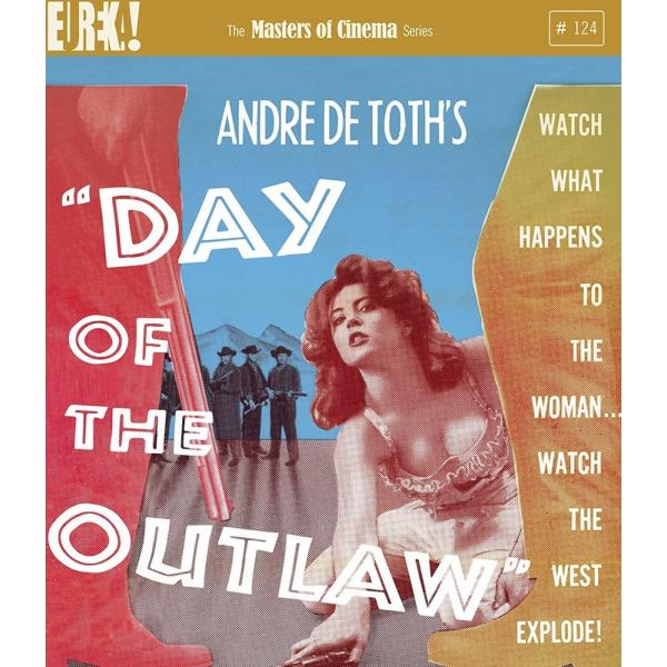 Day Of The Outlaw Blu-Ray + DVD
