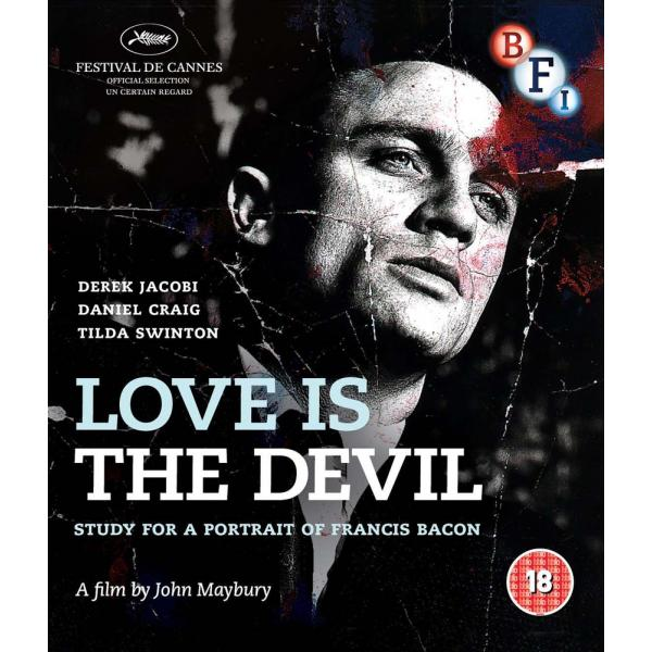Love Is The Devil Blu-Ray