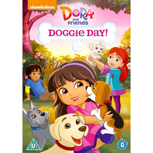 Dora The Explorer - Dora And Friends - Doggie Days DVD