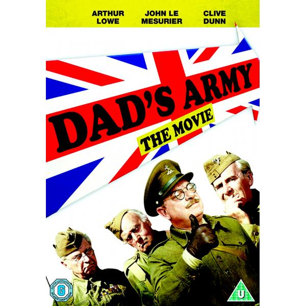 Dads Army - The Movie DVD