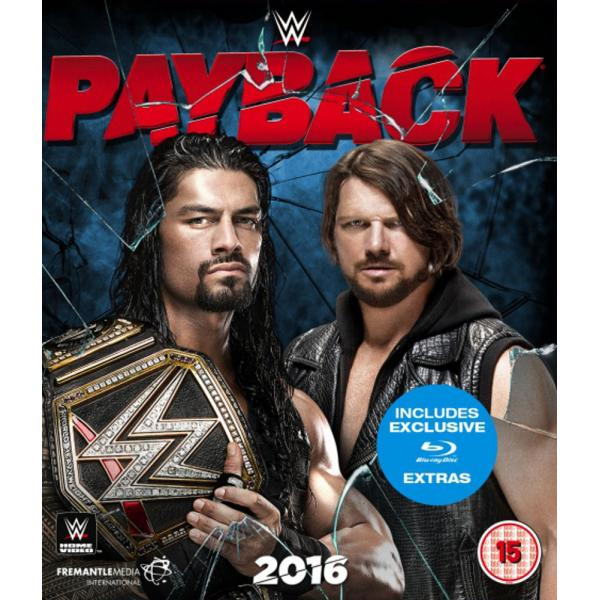 WWE - Payback 2016 Blu-Ray