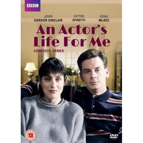 An Actors Life For Me DVD