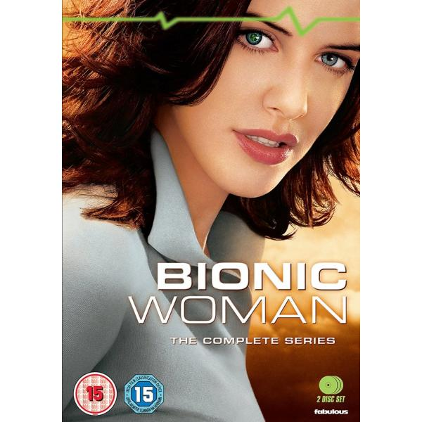 Bionic Woman - Complete Mini Series DVD