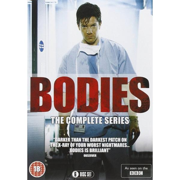 Bodies The Complete Series DVD
