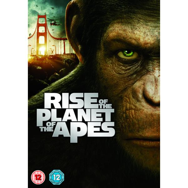Planet Of The Apes - Rise Of The Planet Of The Apes DVD