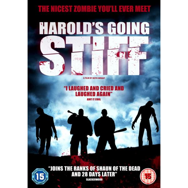 Harolds Going Stiff DVD