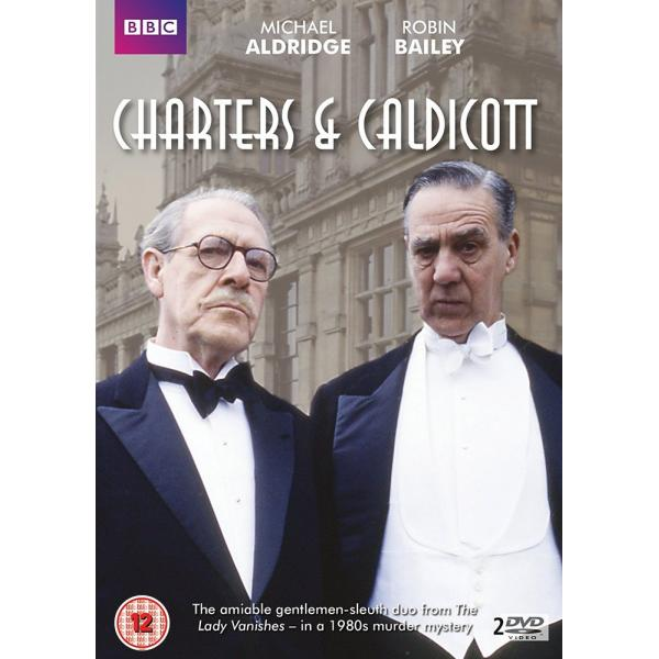 Charters And Caldicott DVD