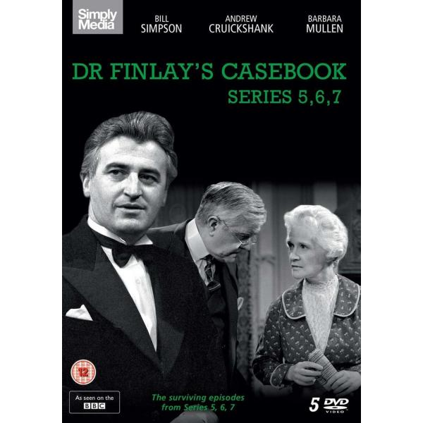 Dr Finlays Casebook Series 5 to 7 DVD