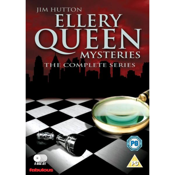 Ellery Queen Mysteries - The Complete Series DVD