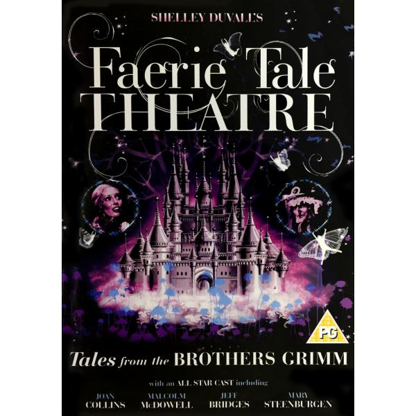 Faerie Tale Theatre - Tales From The Brothers Grimm DVD