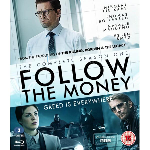 Follow The Money Season 1 Blu-Ray