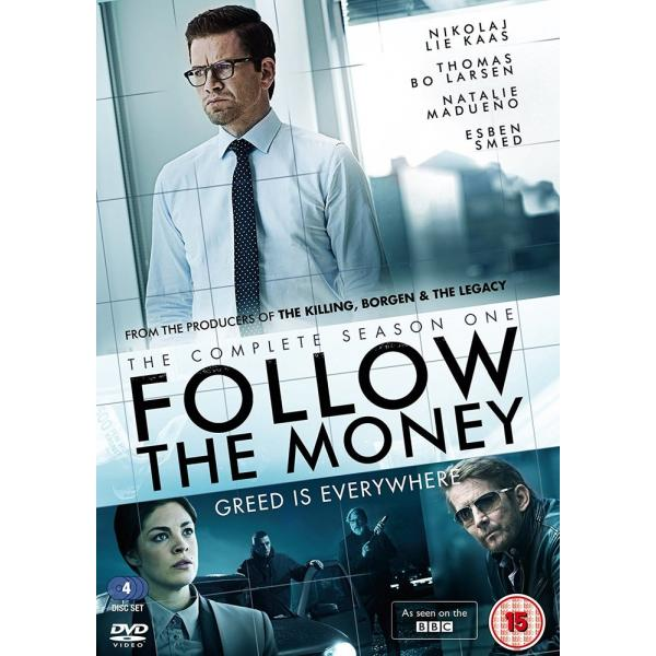 Follow The Money Season 1 DVD