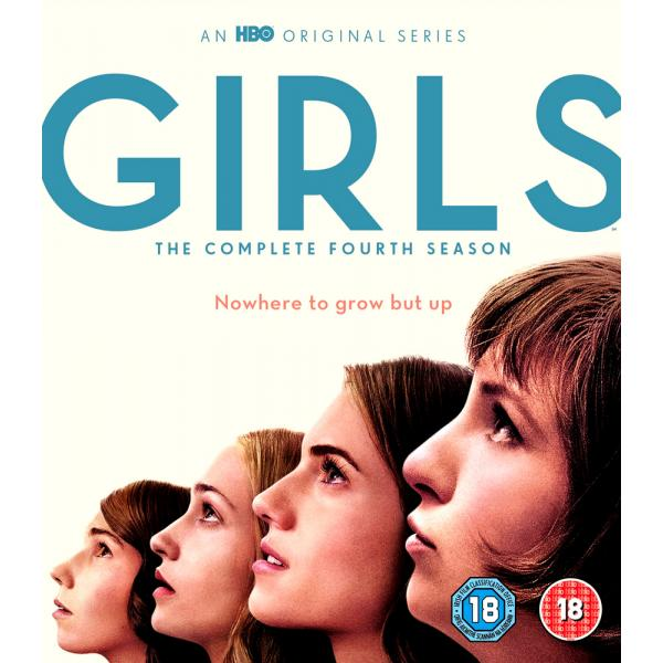 Girls Season 4 Blu-Ray