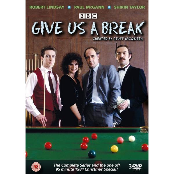 Give Us A Break DVD