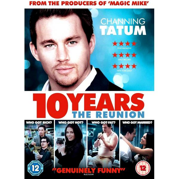 10 Years Later The Reunion DVD