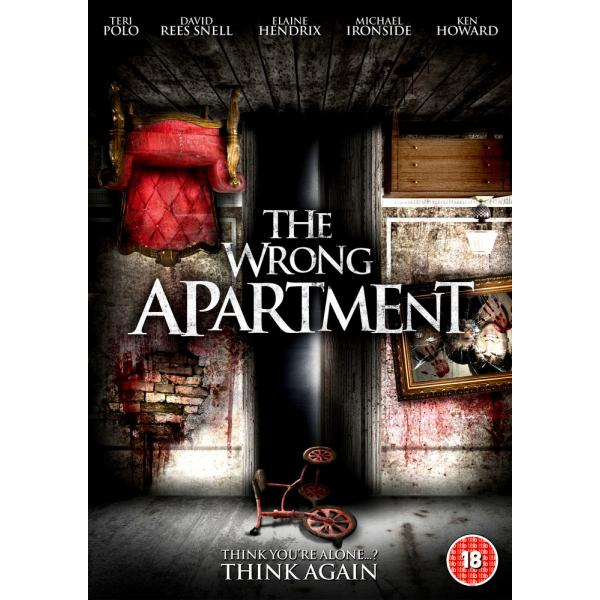 The Wrong Apartment DVD
