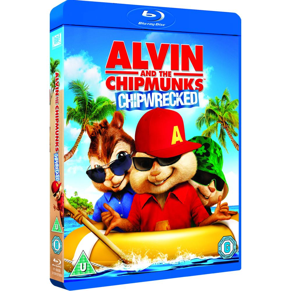 Alvin And The Chipmunks 3 Images alvin and the chipmunks 3 - chipwrecked blu-ray | deff