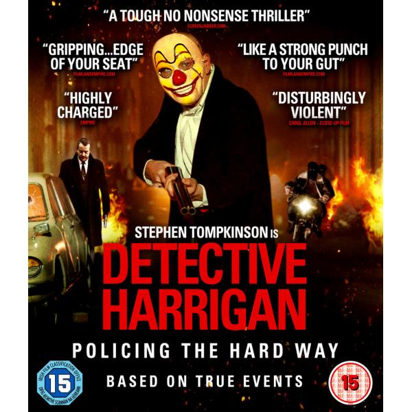 Detective Harrigan Blu-Ray