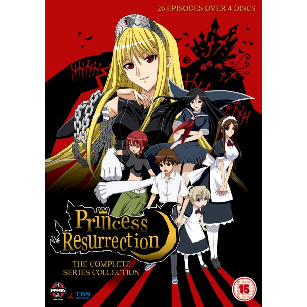Princess Resurrection - The Complete Series Collection DVD
