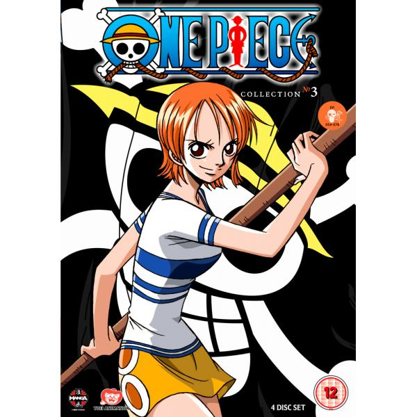 One Piece - Collection 3 DVD