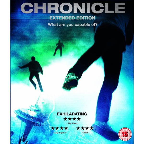 Chronicle - Extended Edition Blu-Ray