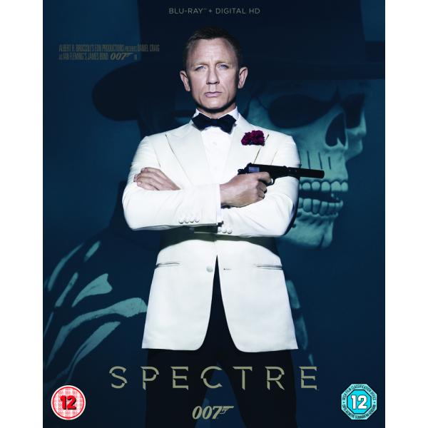 007 Bond - Spectre Blu-Ray